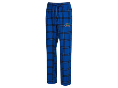 Florida Gators Concept Sports NCAA Men's Homestretch Flannel Pajama Pant