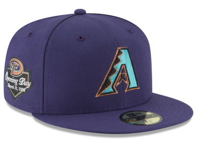 Arizona Diamondbacks New Era 2018 MLB Turn Back The Clock 59FIFTY Cap