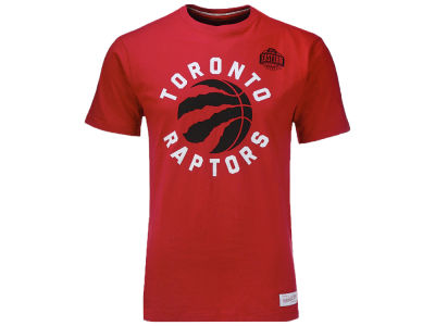 Toronto Raptors NBA Men's Red Collection Logo T-shirt