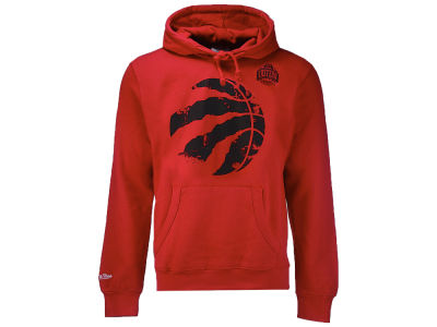 Toronto Raptors NBA Men's Red Collection Ball Hoodie