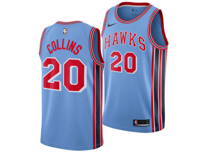 Atlanta Hawks John Collins Nike 2018 NBA Men's Hardwood Classic Swingman Jersey