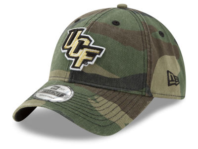 University of Central Florida Knights New Era NCAA Woodland Classic Twill 9TWENTY Cap