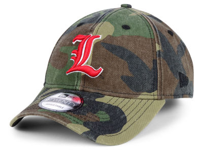 Louisville Cardinals New Era NCAA Woodland Classic Twill 9TWENTY Cap