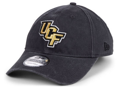 University of Central Florida Knights New Era NCAA Graphite Classic Twill 9TWENTY Cap
