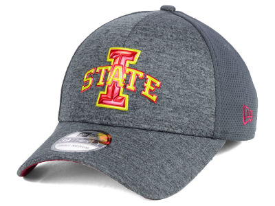 Iowa State Cyclones New Era NCAA Shaded Luster 39THIRTY Cap