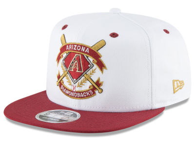 Arizona Diamondbacks New Era MLB Crest 9FIFTY Snapback Cap