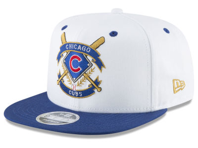 Chicago Cubs New Era MLB Crest 9FIFTY Snapback Cap