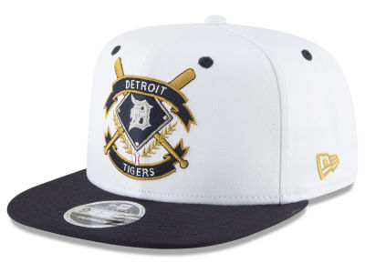 Detroit Tigers New Era MLB Crest 9FIFTY Snapback Cap