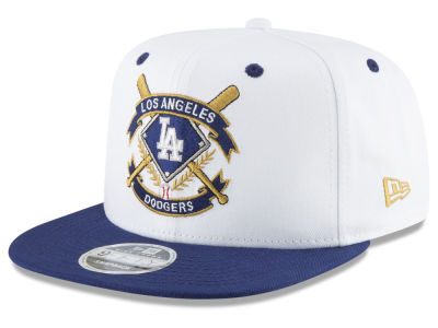 Los Angeles Dodgers New Era MLB Crest 9FIFTY Snapback Cap