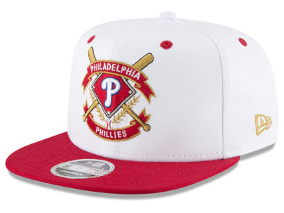 Philadelphia Phillies New Era MLB Crest 9FIFTY Snapback Cap