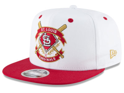 St. Louis Cardinals New Era MLB Crest 9FIFTY Snapback Cap