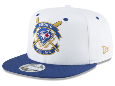 Toronto Blue Jays New Era MLB Crest 9FIFTY Snapback Cap