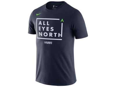 Minnesota Timberwolves Nike NBA Men's Playoff Mantra Legend T-Shirt