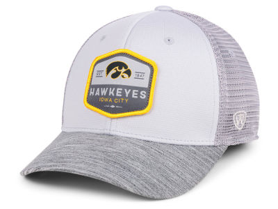 Iowa Hawkeyes Top of the World NCAA Hyjak Mesh Flex Cap