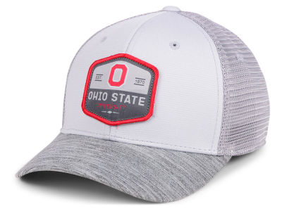 san francisco 4a0a2 b8d93 Top of the World NCAA Hyjak Mesh Flex Cap Hats at OhioStateBuckeyes.com