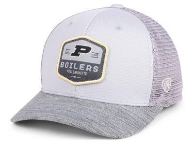 Purdue Boilermakers Top of the World NCAA Hyjak Mesh Flex Cap