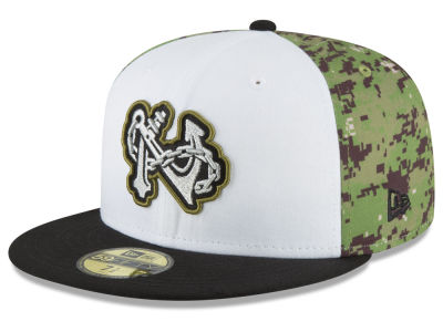 Norfolk Tides New Era MiLB AC 59FIFTY Cap