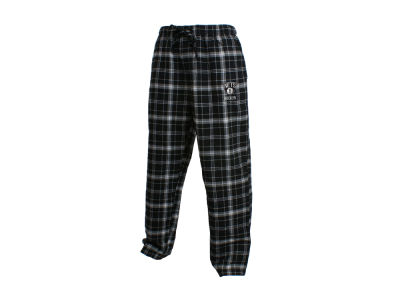 Brooklyn Nets Concept Sports NBA Mens Homestretch Flannel Sleep Pant