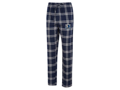 Dallas Mavericks Concept Sports NBA Mens Homestretch Flannel Sleep Pant