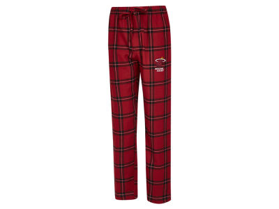 Miami Heat Concept Sports NBA Mens Homestretch Flannel Sleep Pant