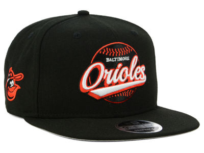 Baltimore Orioles New Era MLB Vintage 9FIFTY Snapback Cap