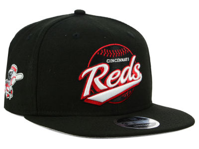 Cincinnati Reds New Era MLB Vintage 9FIFTY Snapback Cap