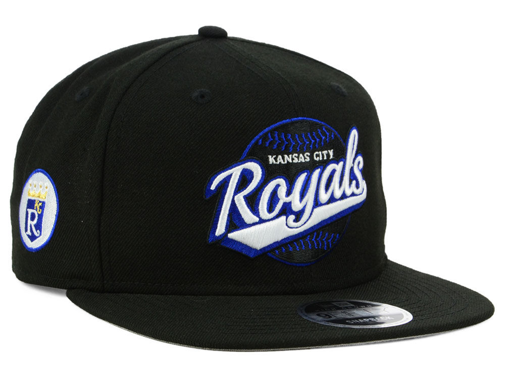 best service 10082 a8354 ... usa kansas city royals new era mlb vintage 9fifty snapback cap lids  c427c 5e47d