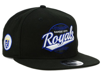 Kansas City Royals New Era MLB Vintage 9FIFTY Snapback Cap