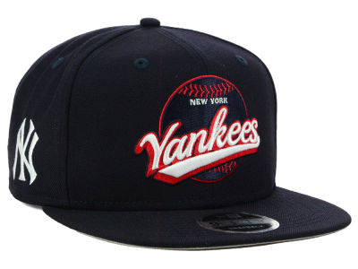 New York Yankees New Era MLB Vintage 9FIFTY Snapback Cap