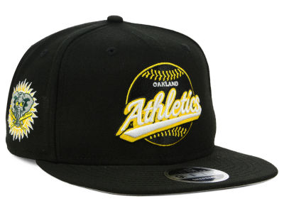 Oakland Athletics New Era MLB Vintage 9FIFTY Snapback Cap