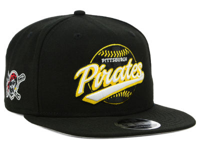 Pittsburgh Pirates New Era MLB Vintage 9FIFTY Snapback Cap