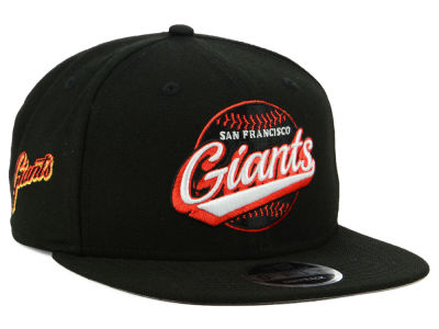 San Francisco Giants New Era MLB Vintage 9FIFTY Snapback Cap