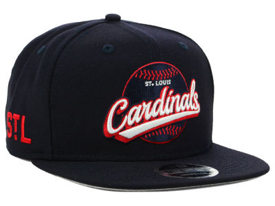 St. Louis Cardinals New Era MLB Vintage 9FIFTY Snapback Cap