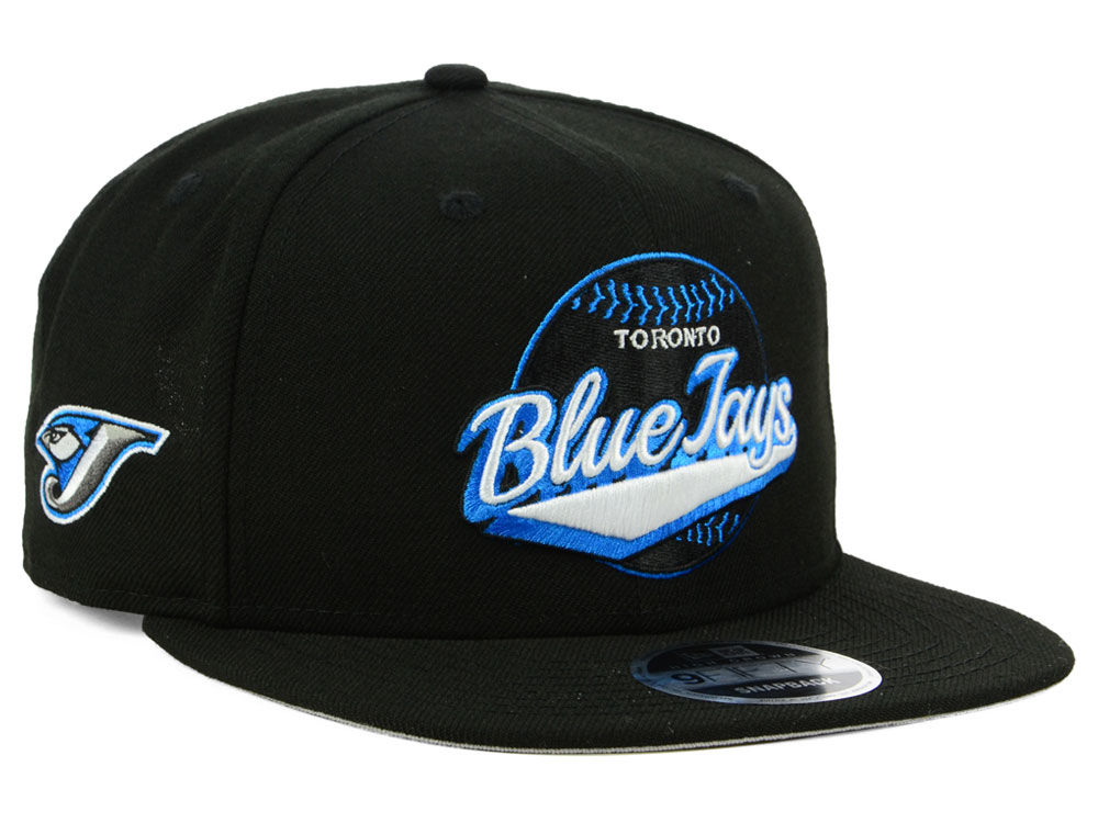 low priced a0729 a6480 ... sweden toronto blue jays new era mlb vintage 9fifty snapback cap a0ee9  9ffc4