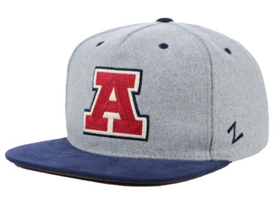 Arizona Wildcats Zephyr 2018 NCAA Foundation Snapback Cap