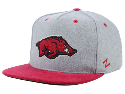 Arkansas Razorbacks Zephyr 2018 NCAA Foundation Snapback Cap