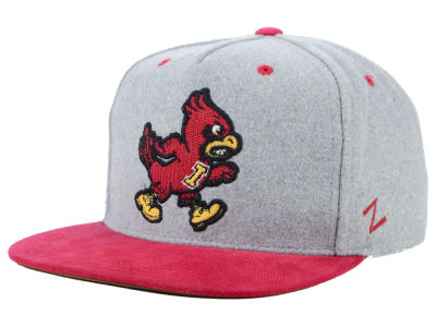 Iowa State Cyclones Zephyr 2018 NCAA Foundation Snapback Cap