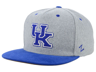 Kentucky Wildcats Zephyr 2018 NCAA Foundation Snapback Cap