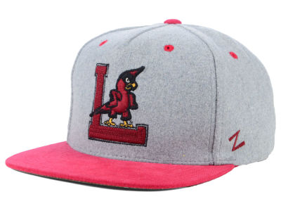 Louisville Cardinals Zephyr 2018 NCAA Foundation Snapback Cap