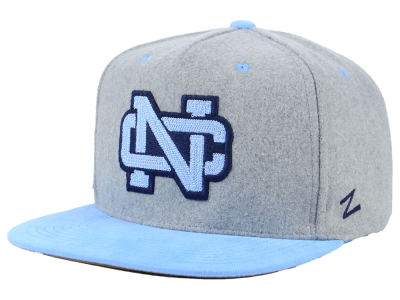 North Carolina Tar Heels Zephyr 2018 NCAA Foundation Snapback Cap