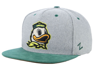 Oregon Ducks Zephyr 2018 NCAA Foundation Snapback Cap