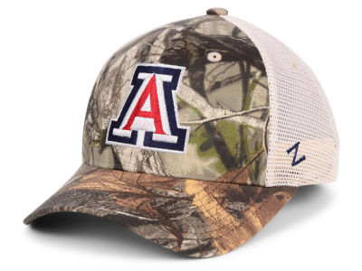 Arizona Wildcats Zephyr NCAA Recon Camo Trucker Cap