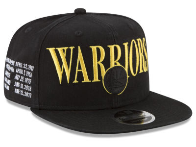 Golden State Warriors New Era NBA 90S Throwback Roadie 9FIFTY Snapback Cap e5c00fde9624