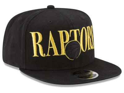 Toronto Raptors New Era NBA 90S Throwback Roadie 9FIFTY Snapback Cap