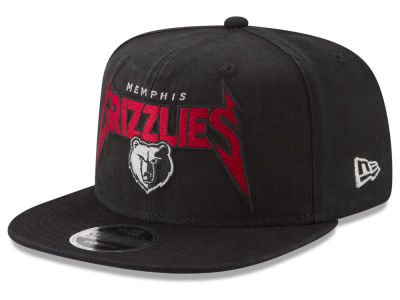 Memphis Grizzlies New Era NBA 90S Throwback Groupie 9FIFTY Snapback Cap