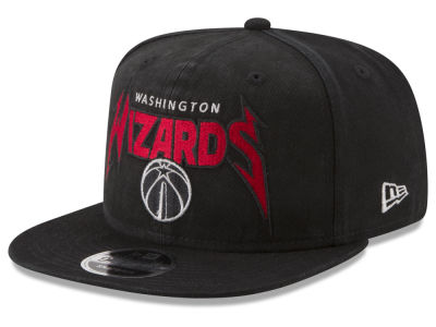 Washington Wizards New Era NBA 90S Throwback Groupie 9FIFTY Snapback Cap