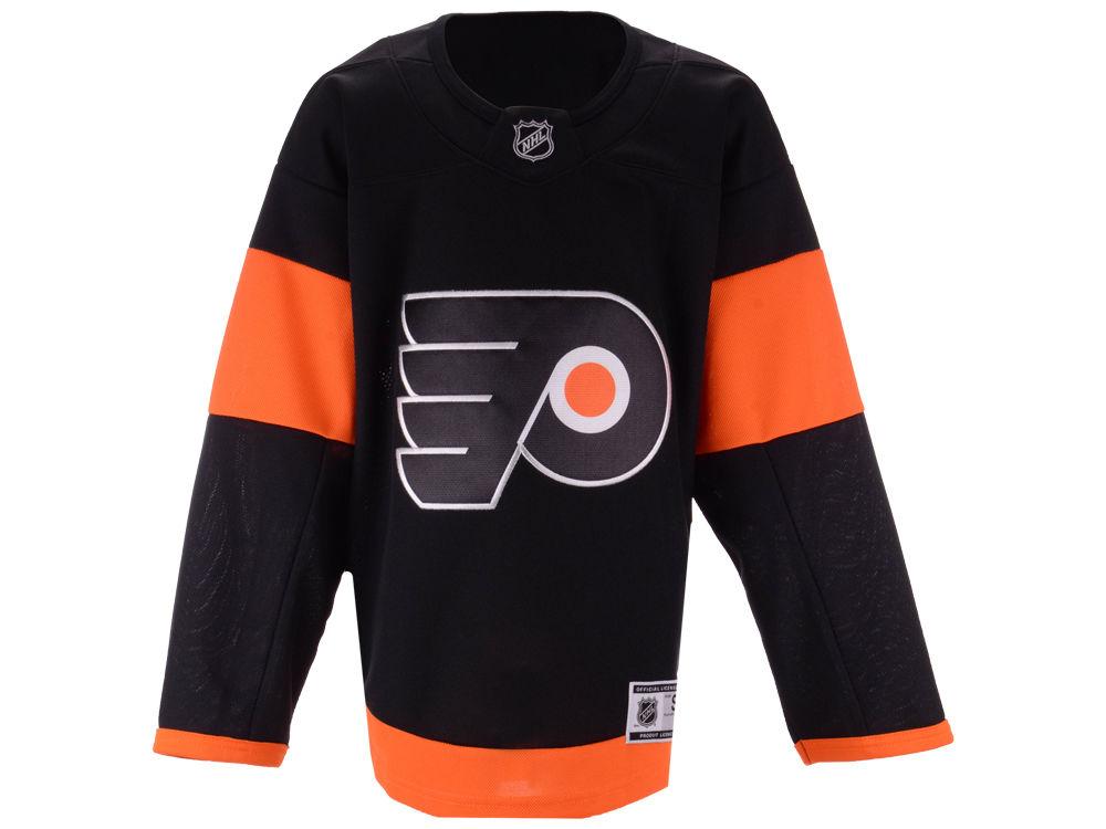 dee6217e6 Philadelphia Flyers Outerstuff NHL Youth Alternate Blank Premier Jersey