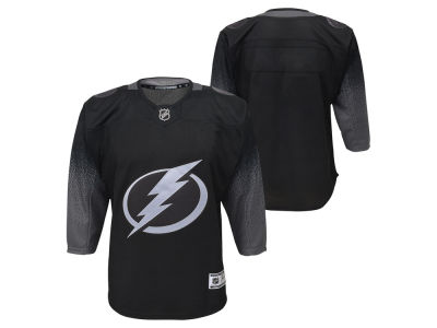 Tampa Bay Lightning Outerstuff NHL Youth Alternate Blank Replica Jersey