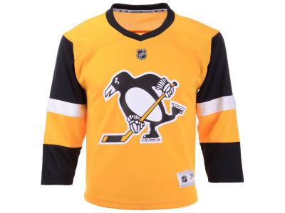 Pittsburgh Penguins Outerstuff NHL Youth Alternate Blank Replica Jersey
