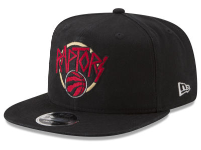 Toronto Raptors New Era NBA 90S Throwback Tour 9FIFTY Snapback Cap